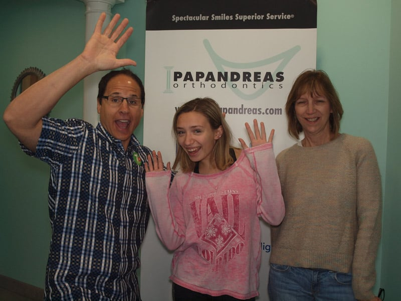 review papandreas orthodontics - aileen h.
