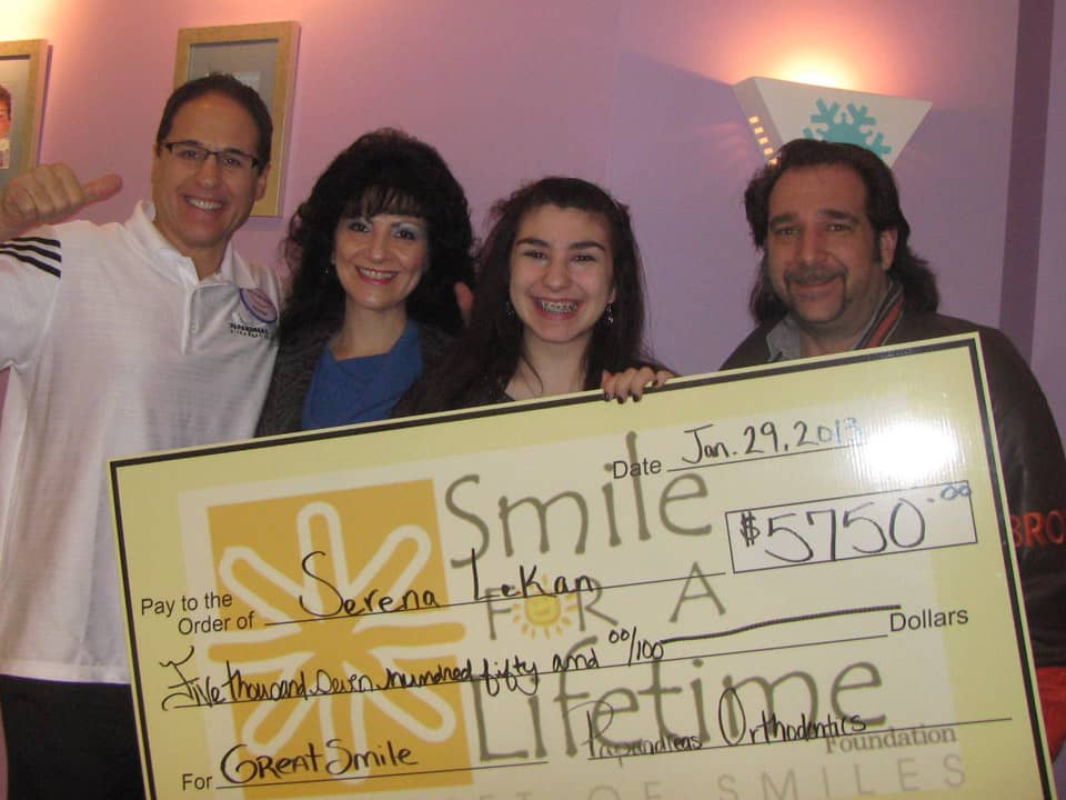 papandreas orthodontics - smile for a lifetime program