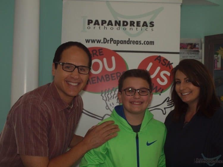 papandreas orthodontics patient logan