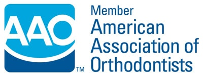 American Association of Orthodontists logo.