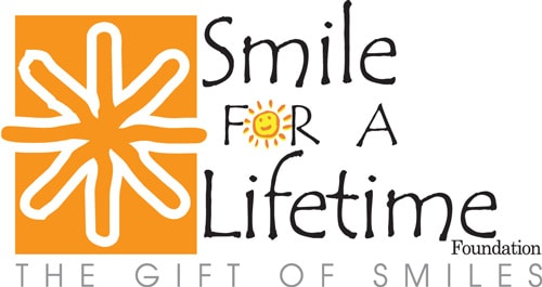 Smile for a Lifetime Foundation logo.