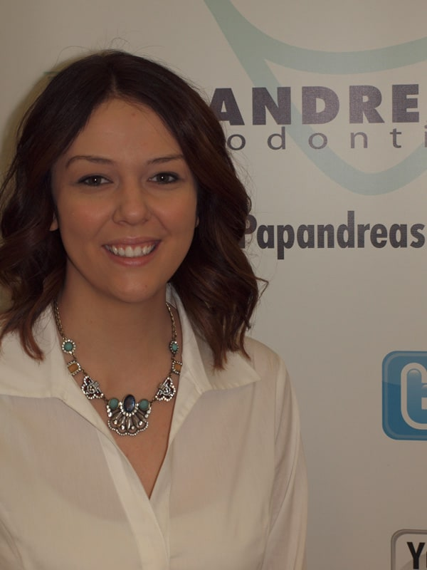 papandreas orthodontics staff - callan