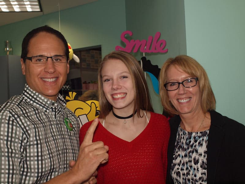 papandreas orthodontics patient parent review - sara