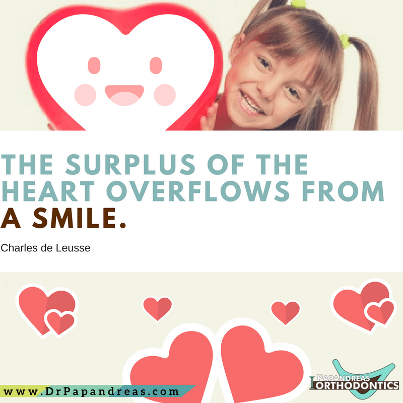 quote about smiling